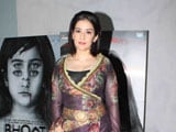 <i>Bhoot Returns</i> not a comeback film: Manisha Koirala