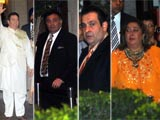 Saif Kareena wedding: Kapoors outnumbered the Khans