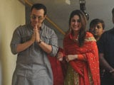 Saif Kareena wedding: They're officially married