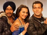 Sonakshi Sinha, Ajay Devgn to donate KBC money to Salman Khan's charity