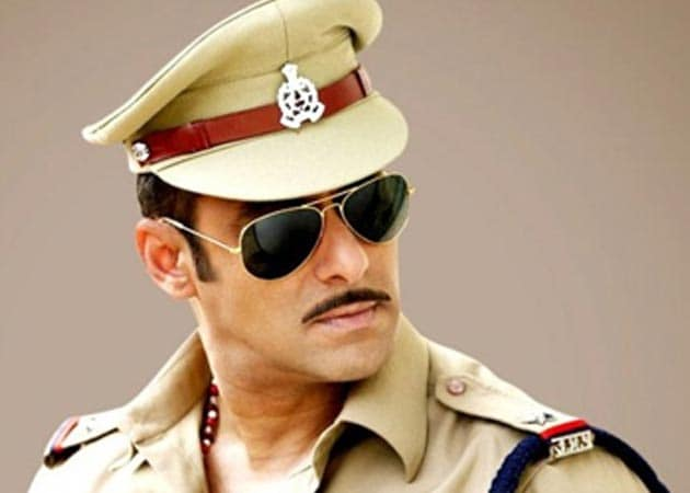 Salman Khan finds new way of beating up villains in ... Dabangg 2