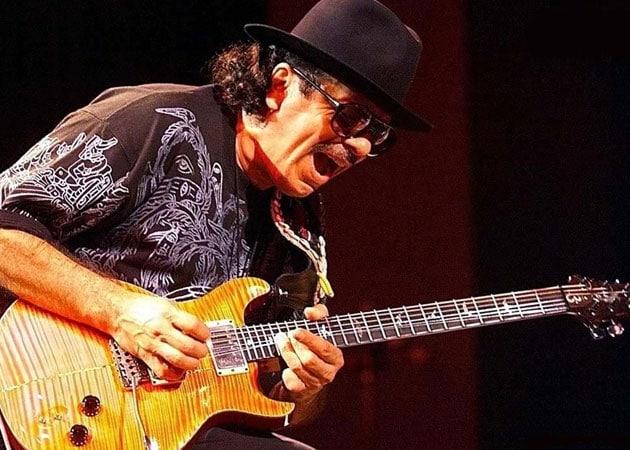 Indian music... Santana Movie