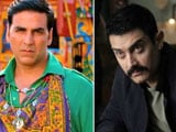 Will Aamir Khan, Akshay Kumar face off at the box office next?