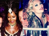 Naomi Campbell, Kate Moss wear Indian designers at Jodhpur parties