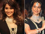 <i>Gulab Gang</i> will bring together Madhuri Dixit, Juhi Chawla