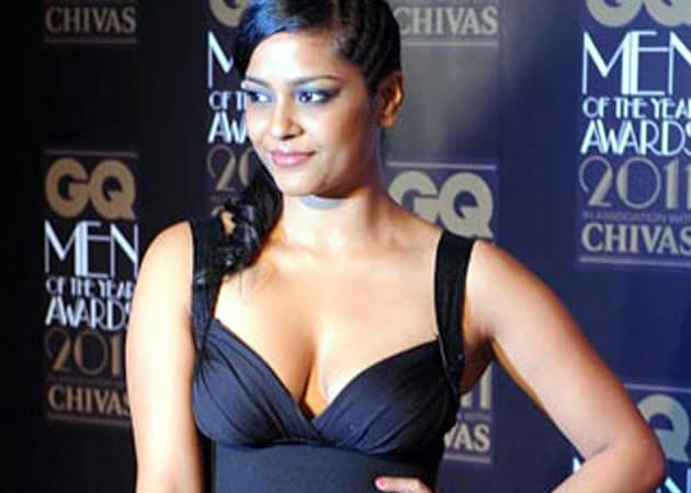 shahana goswami height