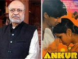 Shyam Benegal's <i>Ankur</i> was written as a story for college magazine