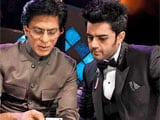 Shah Rukh Khan shares fitness tips with TV host Manish Paul