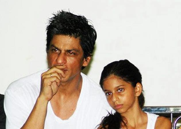 my daughter used to think i was aamir khan shah rukh