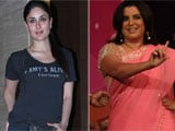 Kareena Kapoor happier after marriage: Farah Khan