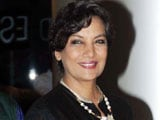 Don't commodify woman's sensuality, urges Shabana Azmi