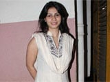 Kajol's sister Tanishaa is a successful producer now