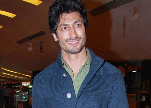 Vidyut Jammwal is one of the top five fittest men of 2012