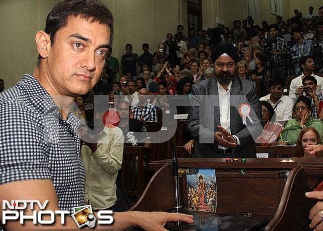 Aamir Alcoholism