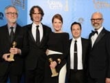Game Change early winner in Golden Globes 2013