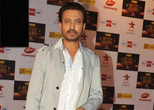 Irrfan Khan back at work after polo scene injury for Sahib Bibi Aur Gangster Returns