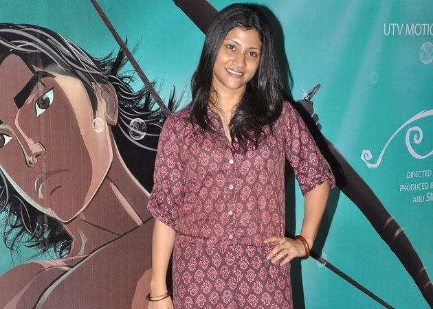 I play a socially responsible journo in Shoonyo Awnko: Konkona Sen Sharma