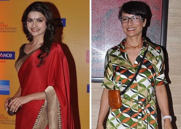 Prachi desai gets help from adhuna akhtar for hairstylist for Adhuna akhtar salon