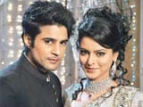 Rajeev Khandelwal, Aamna Shariff  back on small screen after eight years