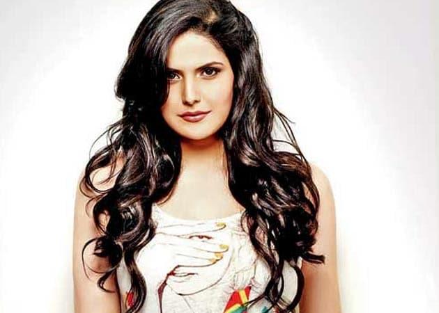 zarine khan hot pics
