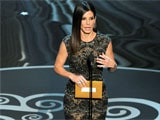 Five awesome Oscar moments in GIFs