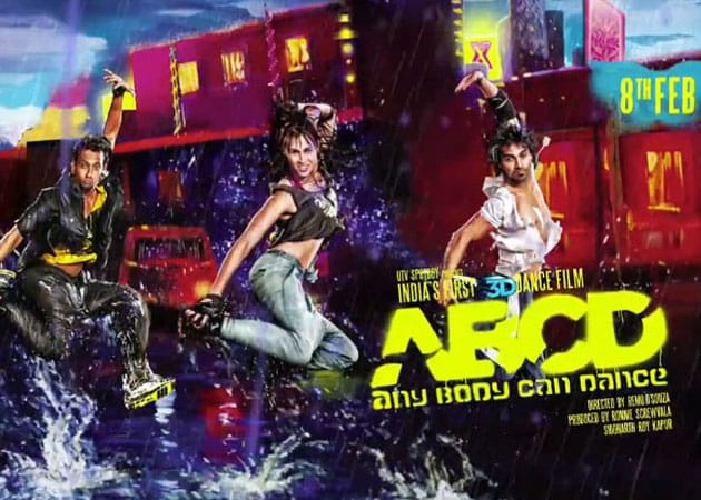 Music review: ABCD - Any Body Can Dance - NDTV Movies