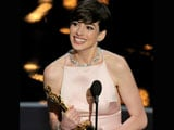 Oscars 2013: Anne Hathaway wins Best Actor for Supporting Role