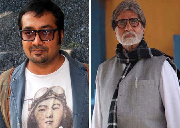 Anurag Kashyap's film takes you inside Amitabh Bachchan's house