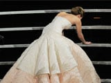 In pictures: Jennifer Lawrence's epic fall at the Oscars