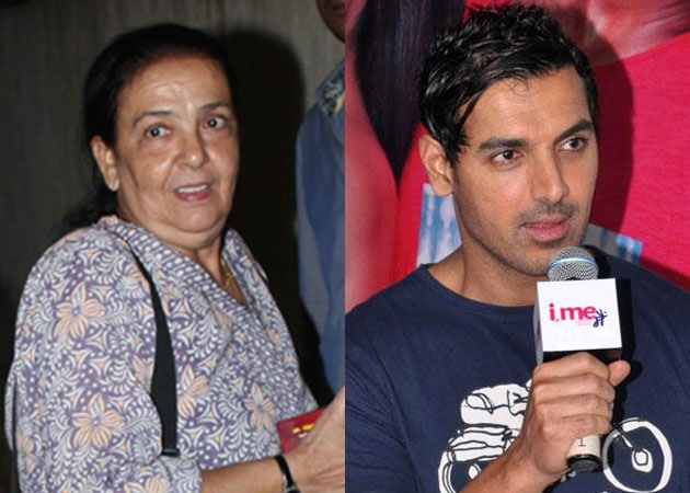 I, Me Aur Main made John Abraham's mother teary-eyed ...