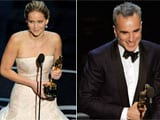 Oscars 2013: Key quotes from Oscars night