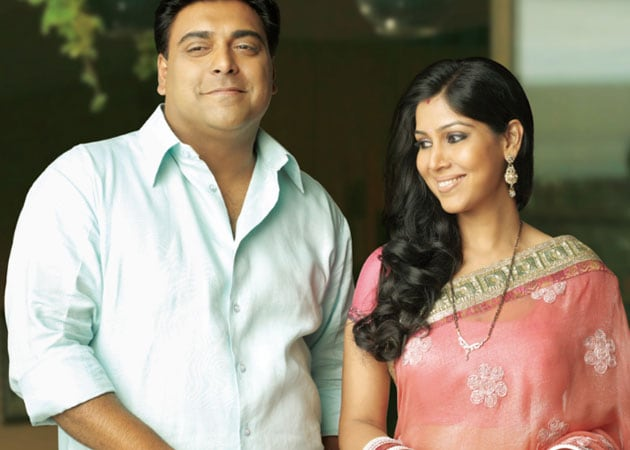 Image result for sakshi tanwar and ram kapoor married