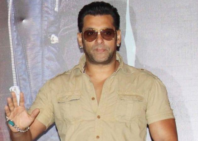 Salman Khan To Launch Bodyguard Sheras Son In Bollywood Ndtv Movies
