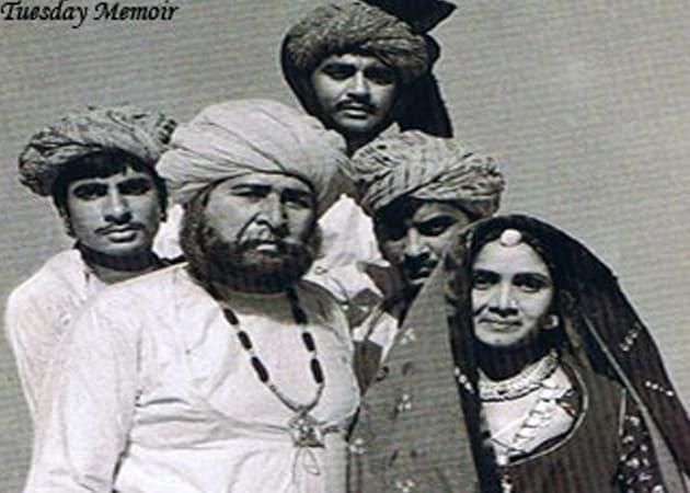 Amitabh Bachchan. Reshma Aur Shera
