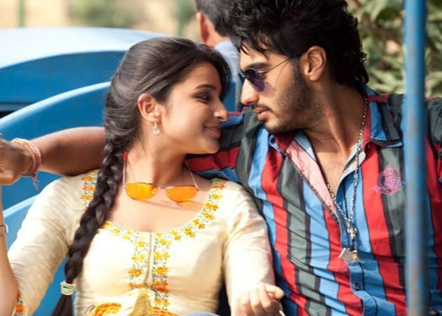 Image result for arjun and parineeti
