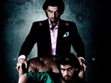 Arjun Kapoor's twin look in <i>Aurangzeb</i> revealed