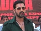 Playing gangster Manya Surve was tough: John Abraham