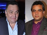 Rishi Kapoor, Paresh Rawal back together after 20 years