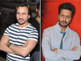 Saif Ali Khan and Riteish Deshmukh to team up for comedy film