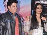 Sonakshi Sinha not a <i>desi</i> girl in <i>Himmatwala</i> song: Sajid Khan