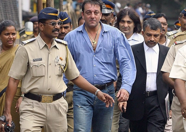 Rs 100 crores riding on Sanjay Dutt films in the making ...