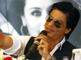 Why Shah Rukh Khan received roses from <i>Gulab Gang</i> girls