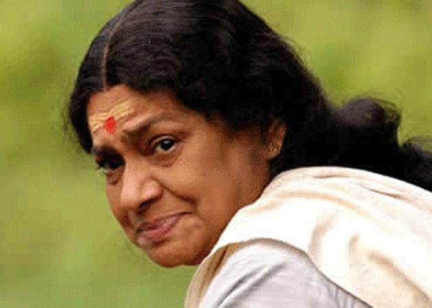 Malayalam actress Sukumari dead at 74 - NDTV Movies