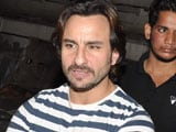 Is Saif Ali Khan having second thoughts about Sajid's film?