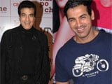 When Jeetendra boosted John Abraham's confidence