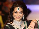 Juhi Chawla: Feel like princess on the ramp