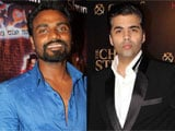 Karan Johar a very good dancer: Remo D'Souza