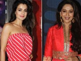 Ameesha Patel to revisit Madhuri Dixit's Ek do teen