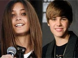 MJ's daughter Paris calls Justin Bieber 'irresponsible'
