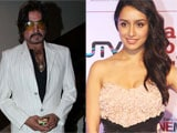 Shraddha proud of father Shakti Kapoor